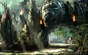 Skull Island Universal Studios