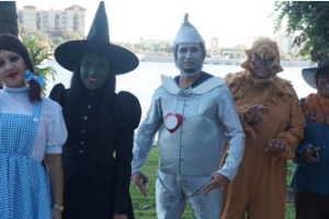 Halloween events near Orlando
