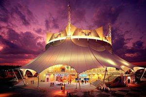 $49 tickets to La Nouba, Cirque Du Soleil