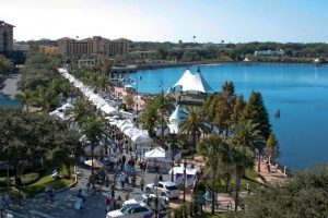 Spring Art Festivals near Orlando