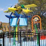 Cool off at Orlando splash pad parks