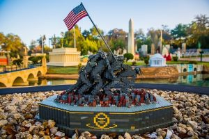 Free entry for Veterans at Legoland Florida, Nov. 1 – 19