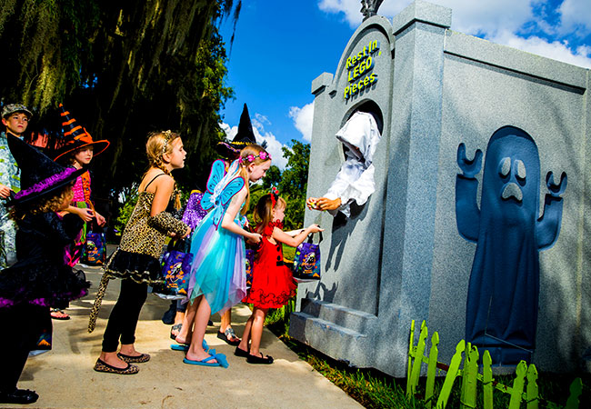 Image result for legoland florida halloween