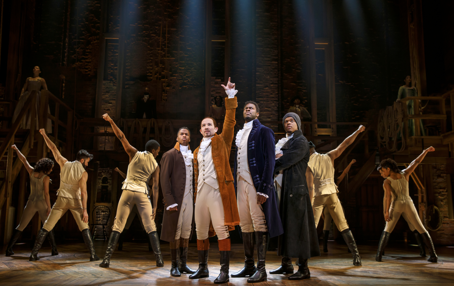 $10 ticket lottery for HAMILTON performances in Orlando