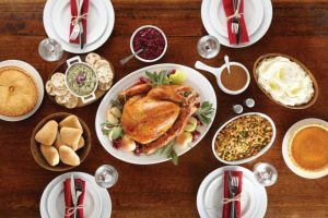Restaurants open on Thanksgiving in Orlando