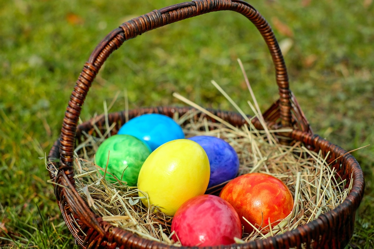Easter egg hunts Orlando