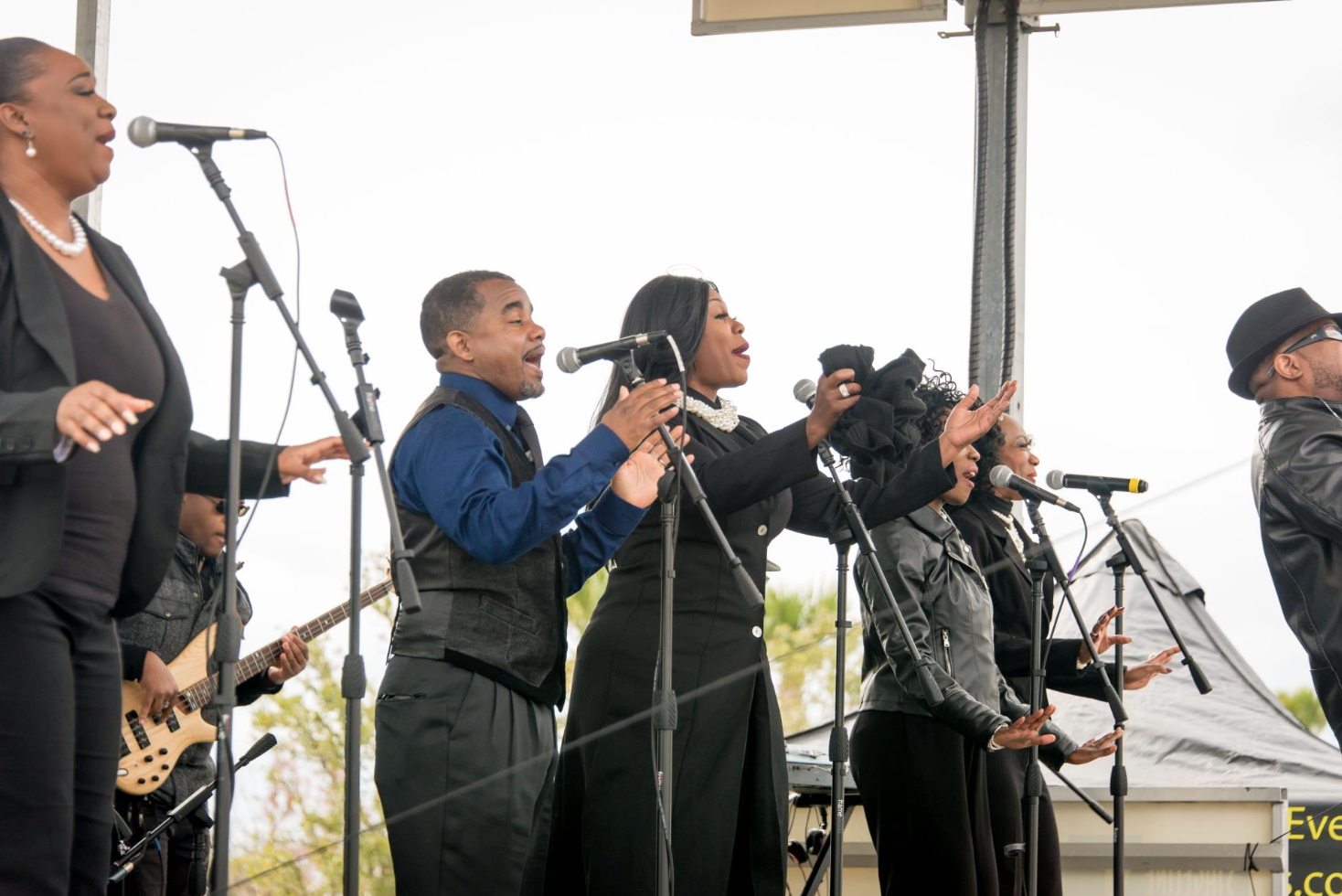 Martin Luther King, Jr. Day: image of live performances at Kissimmee's Martin Luther King, Jr. Unity Celebration