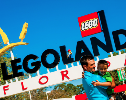 Florida kids go free at Legoland this summer