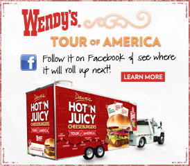 Wendy's Tour of America