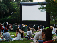 Outdoor Movie Date Night at Leu Gardens: 'Vertigo'