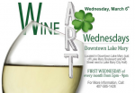 Lake Mary WineArt Wednesday