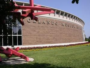 Orlando Museum of Art exterior