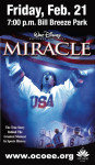 Free outdoor movie in Ocoee: 'Miracle'