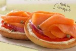 Einstein Bros Offers BOGO salmon sandwiches