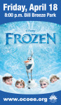 "Free Outdoor Movie in Ocoee: ""Frozen"""